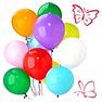 Оформление свадеб воздушными шарами,декорирование  банкетного зала,