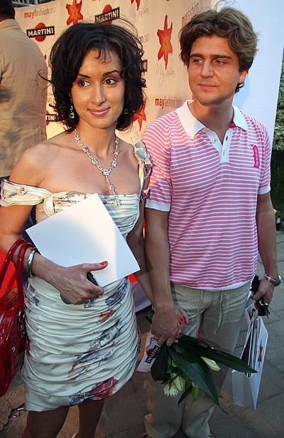 Тина Канделаки ушла от бедного мужа (Фото)