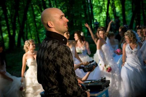 Диджей на свадьбу